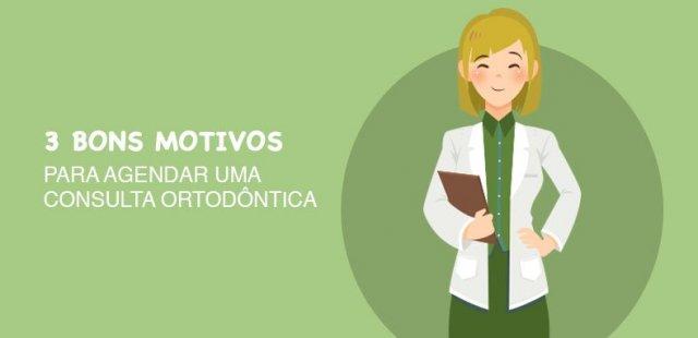 consulta ortodôntica