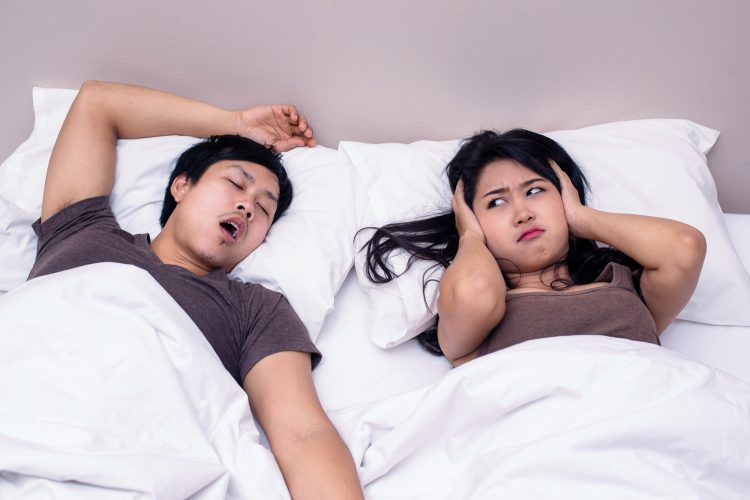 O que é apneia do sono? - Orthoclin